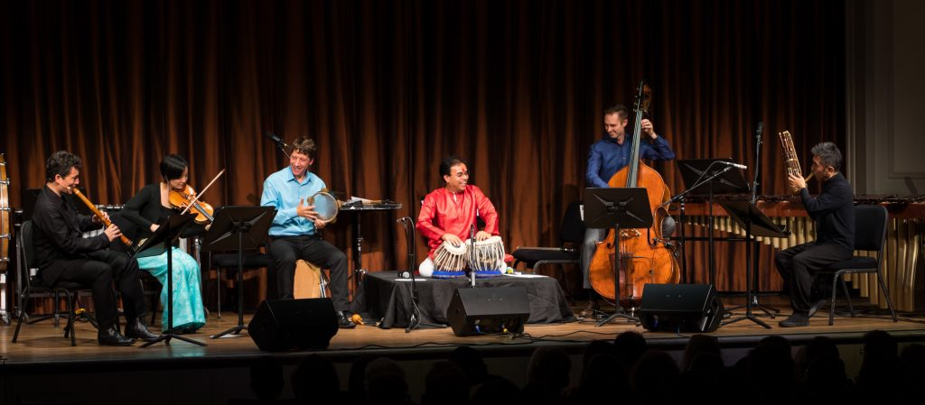 Silkroad Ensemble: Musical Postcards from the Freer|Sackler